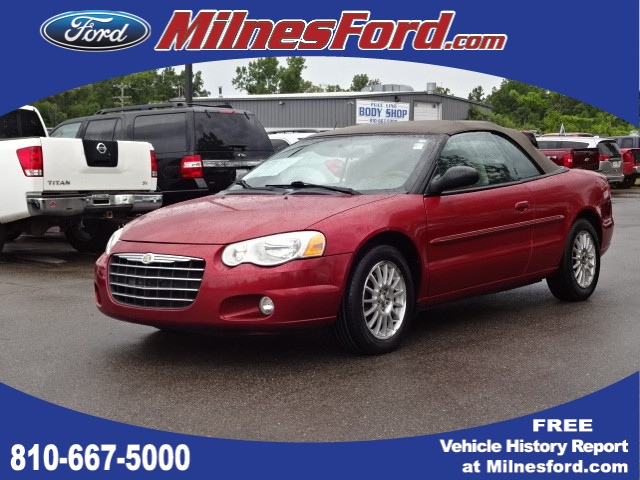 Pre-Owned 2006 Chrysler Sebring Touring