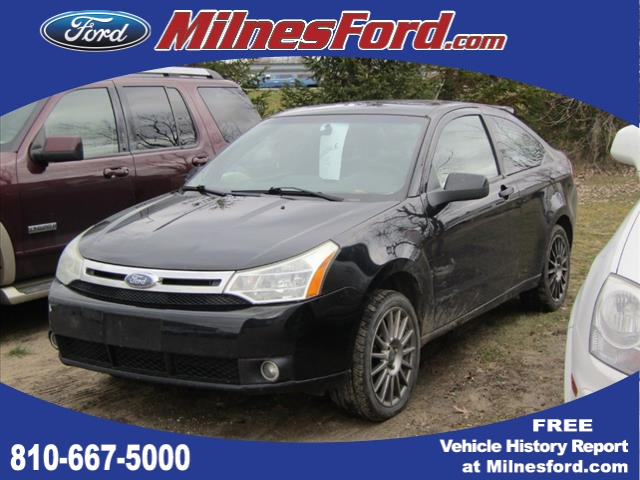 Pre-Owned 2009 Ford Focus SES