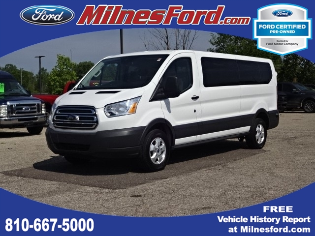 Ford Certified Pre Owned >> Certified Pre Owned 2018 Ford Transit Passenger Rwd Full Size