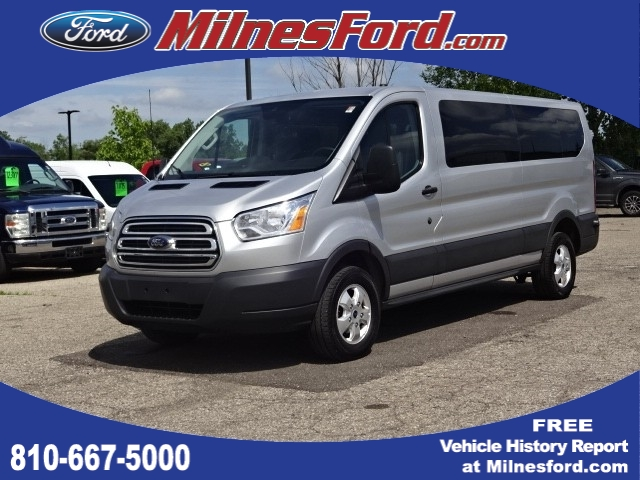 Pre-Owned 2018 Ford Transit Passenger RWD Full-Size