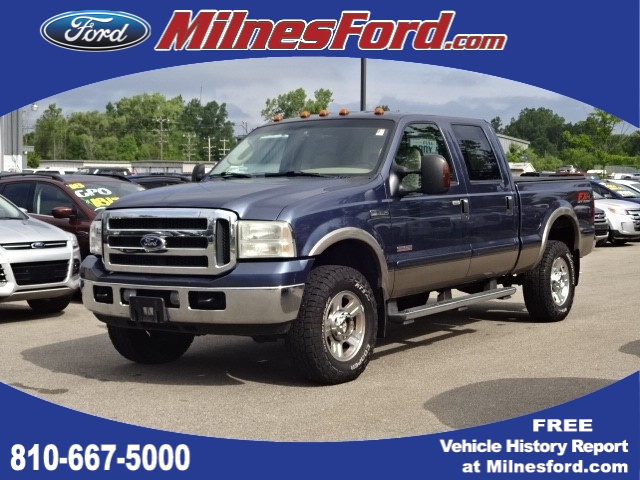 Pre-Owned 2005 Ford F-350 Super Duty