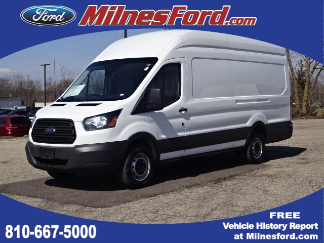 fd80328b88 Pre-Owned 2018 Ford Transit Cargo 250 Full-Size  P4435