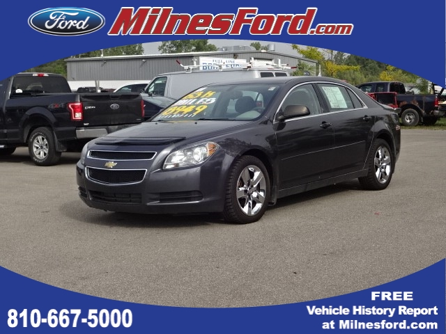 Pre Owned 2011 Chevrolet Malibu Ls Fwd Sedan