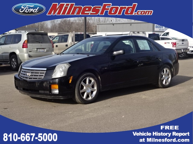 Pre-Owned 2005 Cadillac CTS Base