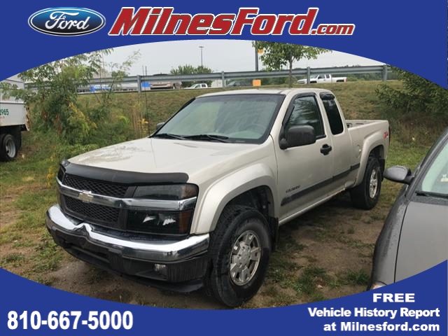 Pre-Owned 2004 Chevrolet Colorado