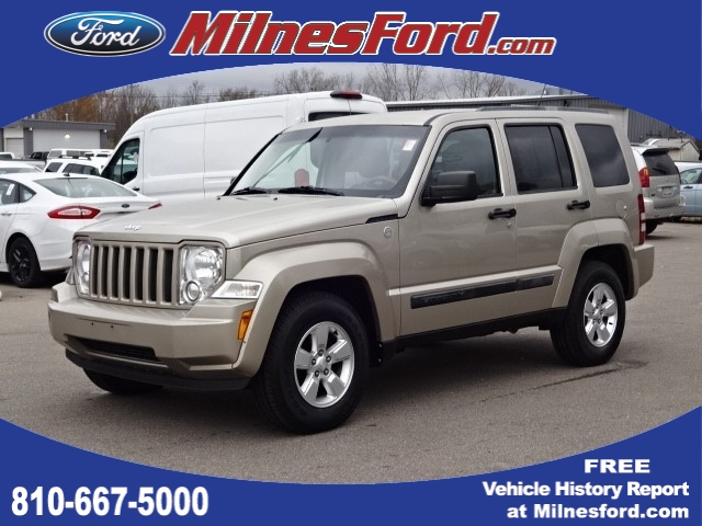 Pre-Owned 2011 Jeep Liberty 4WD