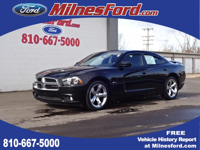 Pre-Owned 2012 Dodge Charger R/T