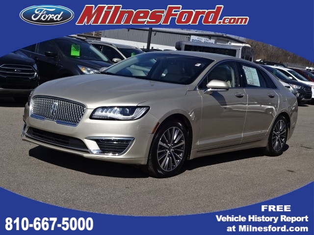 Pre Owned 2017 Lincoln Mkz Premiere