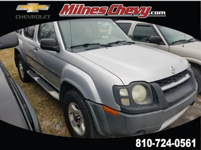 Pre-Owned 2004 Nissan Xterra