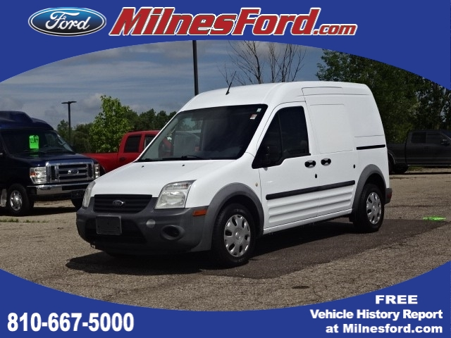 Pre-Owned 2013 Ford Transit Connect Cargo Van XL