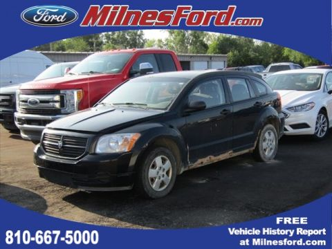 Pre-Owned 2007 Dodge Caliber Base
