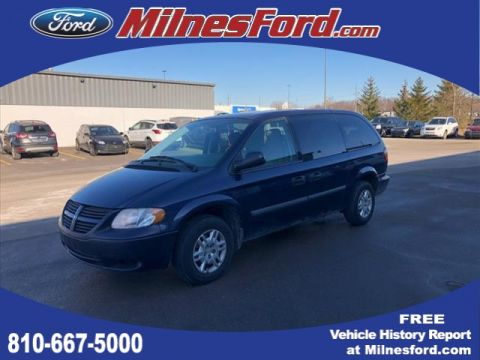Pre-Owned 2006 Dodge Grand Caravan SE