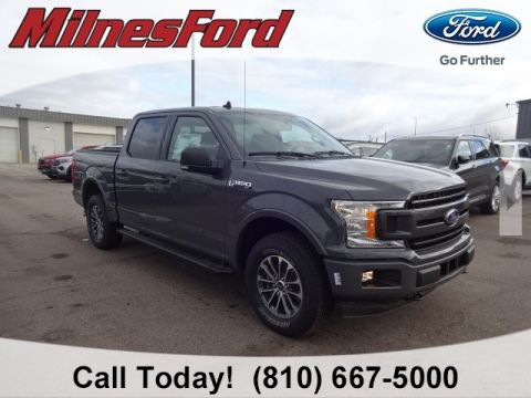 Pre-Owned 2020 Ford F-150