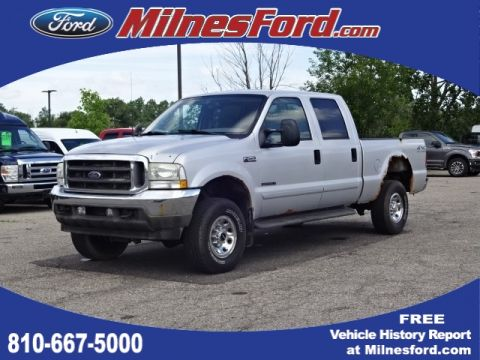 Pre-Owned 2002 Ford F-250 Super Duty XLT