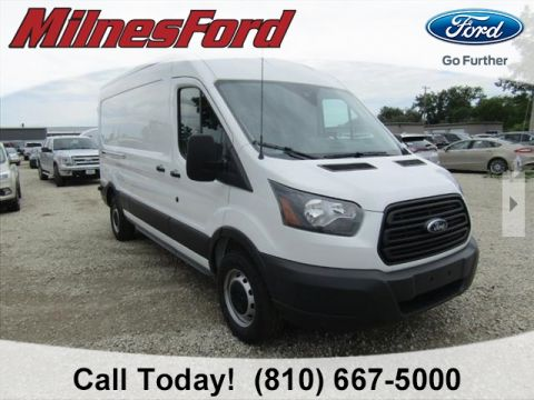 New 2018 Ford Transit Cargo 250
