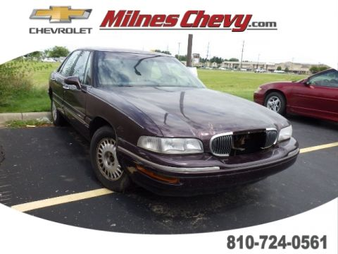 Pre-Owned 1997 Buick LeSabre Limited