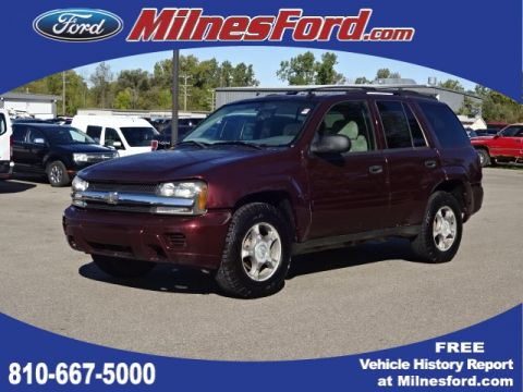 Pre-Owned 2007 Chevrolet TrailBlazer