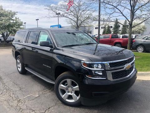 New 2019 Chevrolet Suburban LT 1500