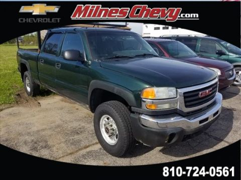 Pre-Owned 2005 GMC Sierra 2500HD