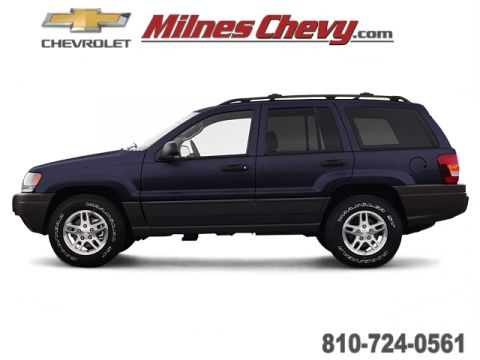 Pre-Owned 2004 Jeep Grand Cherokee
