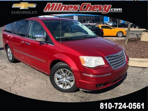 Pre-Owned 2008 Chrysler Town & Country Limited