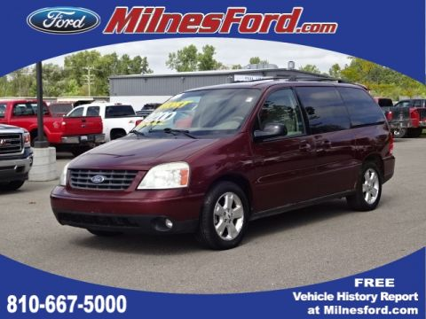 Pre-Owned 2006 Ford Freestar Sport