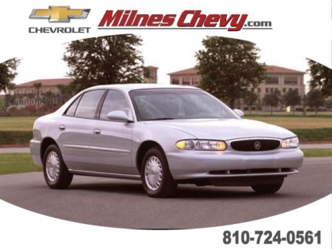 Pre-Owned 2003 Buick Century Base