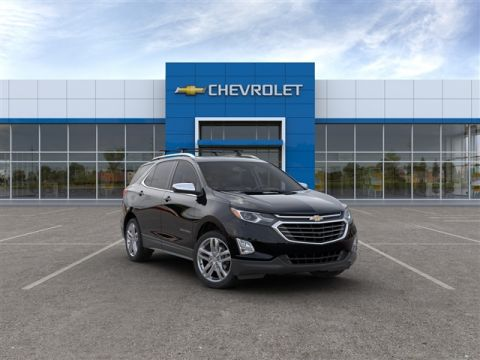 New 2018 Chevrolet Equinox Premier