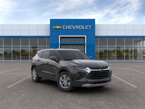 New 2020 Chevrolet Blazer LT Cloth