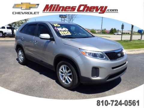 Used Kia Sorento Imlay City Mi