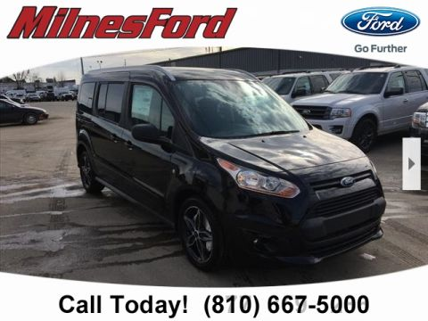 New 2017 Ford Transit Connect Wagon XLT