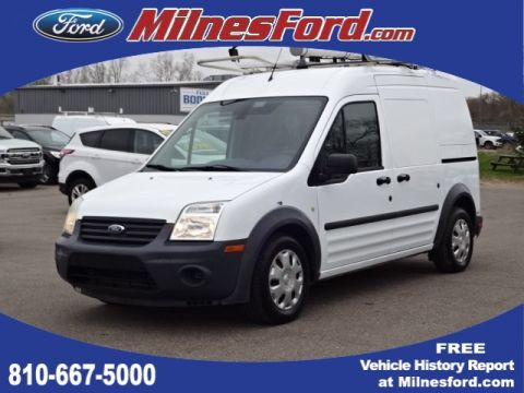 Pre-Owned 2012 Ford Transit Connect Cargo Van XL
