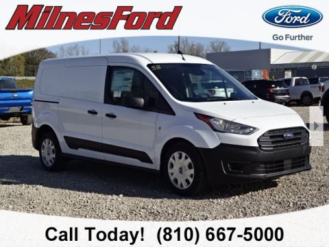 New 2019 Ford Transit Connect Cargo XL