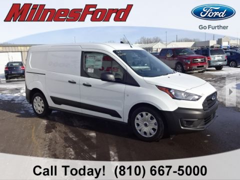 New 2020 Ford Transit Connect Cargo XL