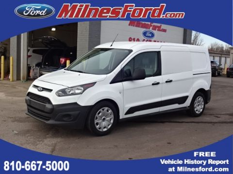 Pre-Owned 2017 Ford Transit Connect Cargo XL